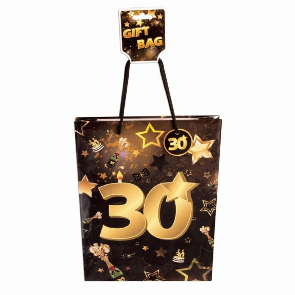 30th Birthday Gift Bag Party Favor Favour